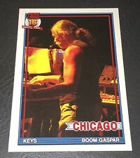PEARL JAM Wrigley Baseball Card - Boom Gaspar 6 gold - 2016 Chicago pack cubs