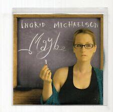 (JC557) Ingrid Michaelson, Maybe - 2009 DJ CD