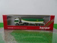 Herpa 1/87 - 826121 Mercedes Benz MB Tanksattelzug BP
