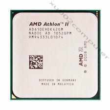 AMD Athlon II X4-610E 2.4 GHz Quad-Core Socket AM3 CPU Processor