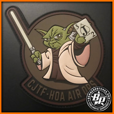 COMBINED JOINT TASK FORCE HORN OF AFRICA AIR OPERATIONS J 3/2 YODA PVC PATCH V1