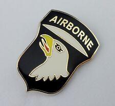 US ARMY CSIB 101ST AIRBORNE DIVISION COMBAT SERVICE IDENTIFICATION BADGE-337