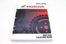 New Genuine Honda Service Repair Manual 04-05 NRX1800 Rune Book  #P08