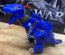 GRIMLOCK Loose Used HASBRO Blue G2 Transformers Robot DINOBOT 1993 Dinosaur