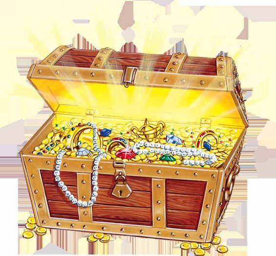 Red Beards Treasure Chest