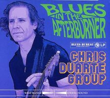 Blues In The Afterburner - Chris Duarte (2011, CD NEUF)