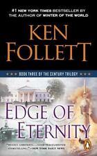The Century Trilogy #3: Edge of Eternity by Ken Follett (2016, Mass Market PB)