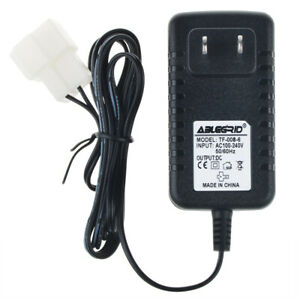 WALL charger AC adapter for KID TRAX MERCEDES BENZ GL450 ride on 6V battery