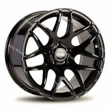 "Alloy Wheels 18"" CR1 For Renault Trafic Traffic Peugeot Boxer 5x118 WR Black"