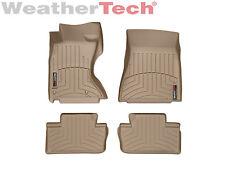 WeatherTech DigitalFit FloorLiner for Lexus IS - Sedan/AWD - 2006-2013 - Tan