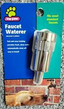 Top Paw Faucet Waterer
