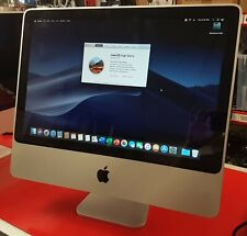"Apple iMac Desktop Computer - 20"" display, 4GB RAM, 120GB SSD, High Sierra"