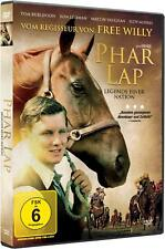Phar Lap - Hero / Legend for a Nation -Tim Burlinson, Martin Vaughan NEW R2 DVD
