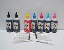 700ml Bulk refill ink for Canon inkjet printer 6 colors New York