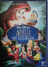 Disney DVD Arielle die Meerjungfrau - Wie alles begann