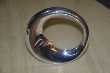 Nambe Baby Sleeping Moon 4-Inch Frame, Silver 00000572