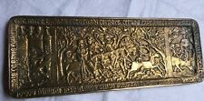 vide poche bronze Max Le verrier triptyque chasse moyen age 1344