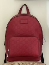 Gucci Signature leather backpack excellent condition b1841d48a67a7