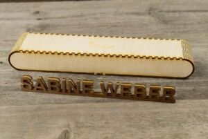 Personalized Desk Name Plate, Office Nameplate, Name Tag, Custom Plaque