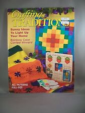 Crafting Traditions Magazine - May/June 2002 - EUC