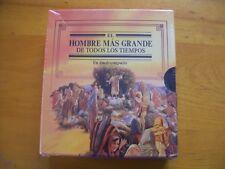 El Hombre Mas Grande De Todos Los Tiempos Audiobook (CD, 2003,Watch Tower) NEW