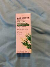 Boots Botanics Organic Facial Oil