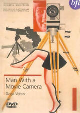 Man With A Movie Camera (1929) DVD New 2000 Region 2