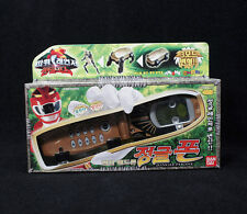 Bandai Power Rangers Gao-Ranger Wild Force Growl Phone Morpher Henshin Toy New