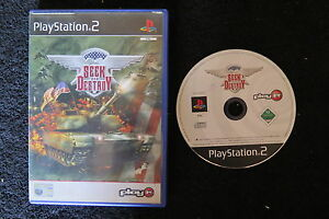 PS2 : SEEK AND DESTROY - ITA ! E' iniziata la guerra senza compromessi !