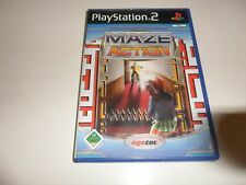 PlayStation 2  PS 2  Maze Action