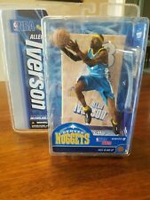 2007 ALLEN IVERSON DENVER NUGGETS NBA SERIES 12 MCFARLANE'S SPORTSPICKS