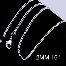 Sterling Silver Girls .8mm Box Chain Medium Round Dragon Ying Yang Pendant Necklace