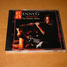 KENNY G - MIRACLES The Holiday Album CD 13 Tracks Australia ( VERY GOOD )
