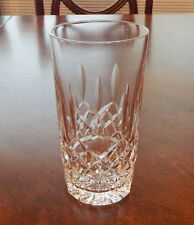 """WATERFORD CRYSTAL """"LISMORE"""" PATTERN HIGHBALL GLASS (S) 5 5/8"""" TALL"""