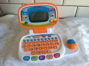 Vtech My Laptop Abc 123 Music & Shapes Toy