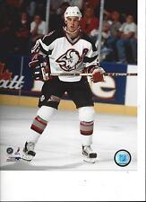 MATTHEW BARNABY 8X10 PHOTO HOCKEY BUFFALO SABRES NHL PICTURE