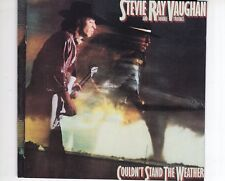 CD STEVIE RAY VAUGHAN	couldn't stand the weather	EX  (B2120)