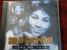 TIME LIFE 2-CD SET ~ SOLID GOLD SOUL ~ 1969-1970