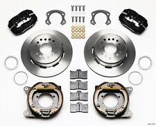 2005-2013 Ford Mustang Wilwood Forged Dynalite Rear Parking Brake Kit,Boss 302 ^