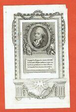GG41-GRAVURE-18e-JEAN PIERRE DEFLORIAN-1755-1794