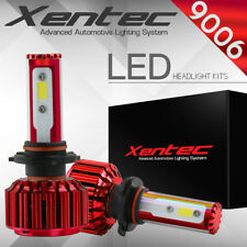 XENTEC LED HID Headlight Conversion kit 9006 6000K for 1988-2015 Honda Civic