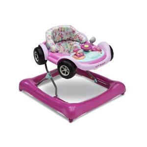Baby Bouncer Activity Walker Girls Toddler Toy Tray Center Light Sounds Jumper