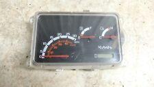 07 Kubota RTV 1100 RTV1100 gauges speedometer dash meter 3283 hours