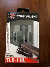 Streamlight Tlr-1 Hl 800 Lumens Tactical Led Light With Strobe
