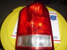 SATURN VUE DRIVER TAIL LIGHT REAR BRAKE STOP LEFT LH Taillight Warranty w/Wiring