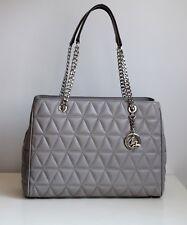 MICHAEL KORS Damen Tasche LG TOTE Leder Modell: VIVIANNE pearl grey