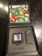 Super Mario 64 (Nintendo DS) Lite DSi XL 3DS 2DS w/Case & Manual