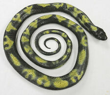 """AAA 22203 62"""" Adult Python Realistic Toy Snake Reptile Model Replica - NIP"""