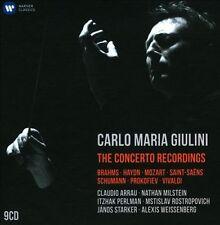Carlo Maria Guilini-the Concerto Recordings, New Music