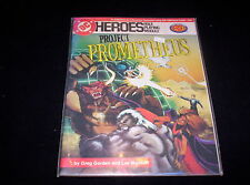 DC Heroes RPG 208 Project Prometheus Role Playing Game Mayfair Adventure Module